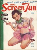 Real Screen Fun (1934-1942 Tilsam) Pulp Vol. 2 #9