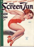 Real Screen Fun (1934-1942 Tilsam) Pulp Vol. 2 #10