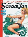 Real Screen Fun (1934-1942 Tilsam) Pulp Vol. 2 #12