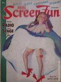 Real Screen Fun (1934-1942 Tilsam) Pulp Vol. 3 #4