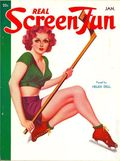 Real Screen Fun (1934-1942 Tilsam) Pulp Vol. 4 #3