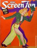 Real Screen Fun (1934-1942 Tilsam) Pulp Vol. 4 #12