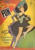 Real Screen Fun (1934-1942 Tilsam) Pulp Vol. 6 #5