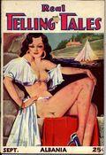 Real Telling Tales (1934 Burnham Company) Pulp Vol. 1 #1