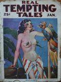 Real Tempting Tales (1934-1935 Burnham Company) Pulp Vol. 1 #3