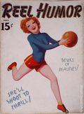Reel Humor (1937-1939 Periodical House) Pulp Vol. 2 #2