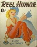Reel Humor (1937-1939 Periodical House) Pulp Vol. 2 #3