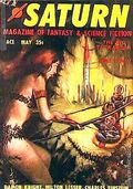 Saturn Science Fiction and Fantasy (1957-1958 Candar Publishing) Pulp Vol. 1 #2
