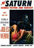 Saturn Science Fiction and Fantasy (1957-1958 Candar Publishing) Pulp Vol. 1 #3