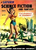 Saturn Science Fiction and Fantasy (1957-1958 Candar Publishing) Pulp Vol. 1 #4