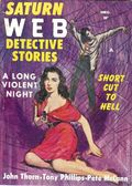Saturn Web Detective Story Magazine (1958-1959 Candar Publishing) Pulp Vol. 2 #1