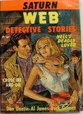 Saturn Web Detective Story Magazine (1958-1959 Candar Publishing) Pulp Vol. 2 #2