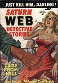 Saturn Web Detective Story Magazine (1958-1959 Candar Publishing) Pulp Vol. 2 #3