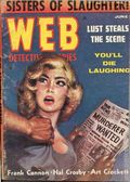Web Detective Stories (1959-1961 Candar Publishing) Pulp Vol. 3 #1