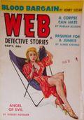 Web Detective Stories (1959-1961 Candar Publishing) Pulp Vol. 3 #6