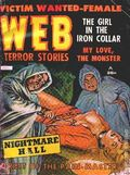 Web Terror Stories (1962-1965 Candar Publishing) Pulp Vol. 4 #1