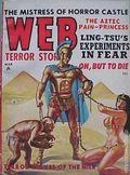 Web Terror Stories (1962-1965 Candar Publishing) Pulp Vol. 4 #2