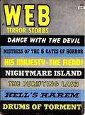 Web Terror Stories (1962-1965 Candar Publishing) Pulp Vol. 4 #4