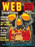 Web Terror Stories (1962-1965 Candar Publishing) Pulp Vol. 4 #6