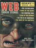 Web Terror Stories (1962-1965 Candar Publishing) Pulp Vol. 5 #2