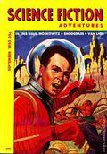Science Fiction Adventures (1952-1954 Future Publications) Pulp Vol. 1 #6