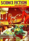 Science Fiction Adventures (1952-1954 Future Publications) Pulp Vol. 2 #3