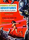 Science Fiction Adventures (1956-1958 Royal Publications) Pulp Vol. 1 #3
