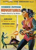 Science Fiction Adventures (1956-1958 Royal Publications) Pulp Vol. 1 #5