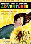 Science Fiction Adventures (1956-1958 Royal Publications) Pulp Vol. 2 #2