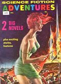 Science Fiction Adventures (1956-1958 Royal Publications) Pulp Vol. 2 #6