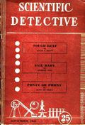 Scientific Detective (1945-1948 C.D./B.E.C. Publishing) Vol. 5 #7