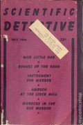 Scientific Detective (1945-1948 C.D./B.E.C. Publishing) Vol. 6 #3