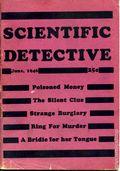 Scientific Detective (1945-1948 C.D./B.E.C. Publishing) Vol. 6 #4