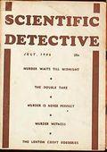 Scientific Detective (1945-1948 C.D./B.E.C. Publishing) Vol. 6 #5