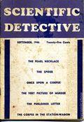 Scientific Detective (1945-1948 C.D./B.E.C. Publishing) Vol. 6 #7