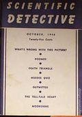 Scientific Detective (1945-1948 C.D./B.E.C. Publishing) Vol. 6 #8