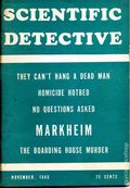 Scientific Detective (1945-1948 C.D./B.E.C. Publishing) Vol. 6 #9
