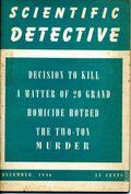 Scientific Detective (1945-1948 C.D./B.E.C. Publishing) Vol. 6 #10