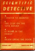 Scientific Detective (1945-1948 C.D./B.E.C. Publishing) Vol. 6 #11