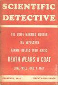 Scientific Detective (1945-1948 C.D./B.E.C. Publishing) Vol. 6 #12