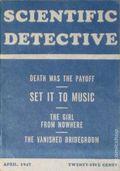 Scientific Detective (1945-1948 C.D./B.E.C. Publishing) Vol. 7 #2