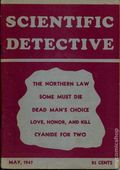 Scientific Detective (1945-1948 C.D./B.E.C. Publishing) Vol. 7 #3