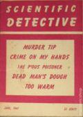 Scientific Detective (1945-1948 C.D./B.E.C. Publishing) Vol. 7 #4