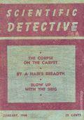 Scientific Detective (1945-1948 C.D./B.E.C. Publishing) Vol. 7 #8