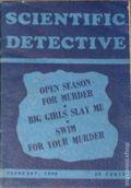 Scientific Detective (1945-1948 C.D./B.E.C. Publishing) Vol. 7 #9