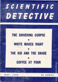 Scientific Detective (1945-1948 C.D./B.E.C. Publishing) Vol. 7 #12