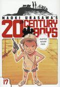 20th Century Boys GN (2009-2012 Viz) By Naoki Urasawa 17-1ST