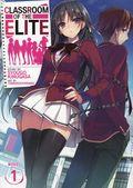 Classroom of the Elite SC (2019 A Seven Seas Light Novel) 1-1ST