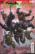 Batman Teenage Mutant Ninja Turtles III (2019 DC) 1A