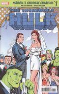 Marvel's Greatest Creators Hulk The Wedding of Rick Jones (2019 Marvel) 1